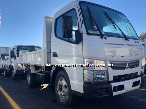 Fuso Canter 615 Tipper-2