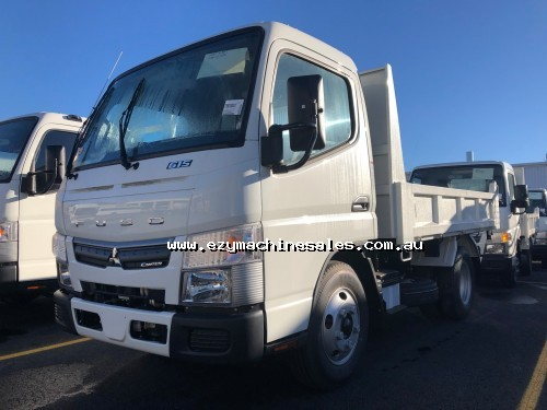 Fuso Canter 615 Tipper-3
