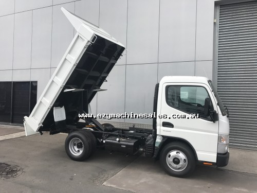 Fuso Canter 615 Tipper-4