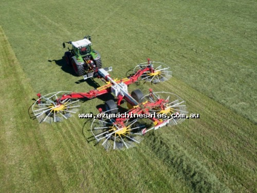 Pottinger 1252C Rakes/Tedder-2