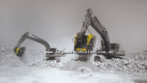 MB Crusher Buckets Complete MB RANGE Crushing-4