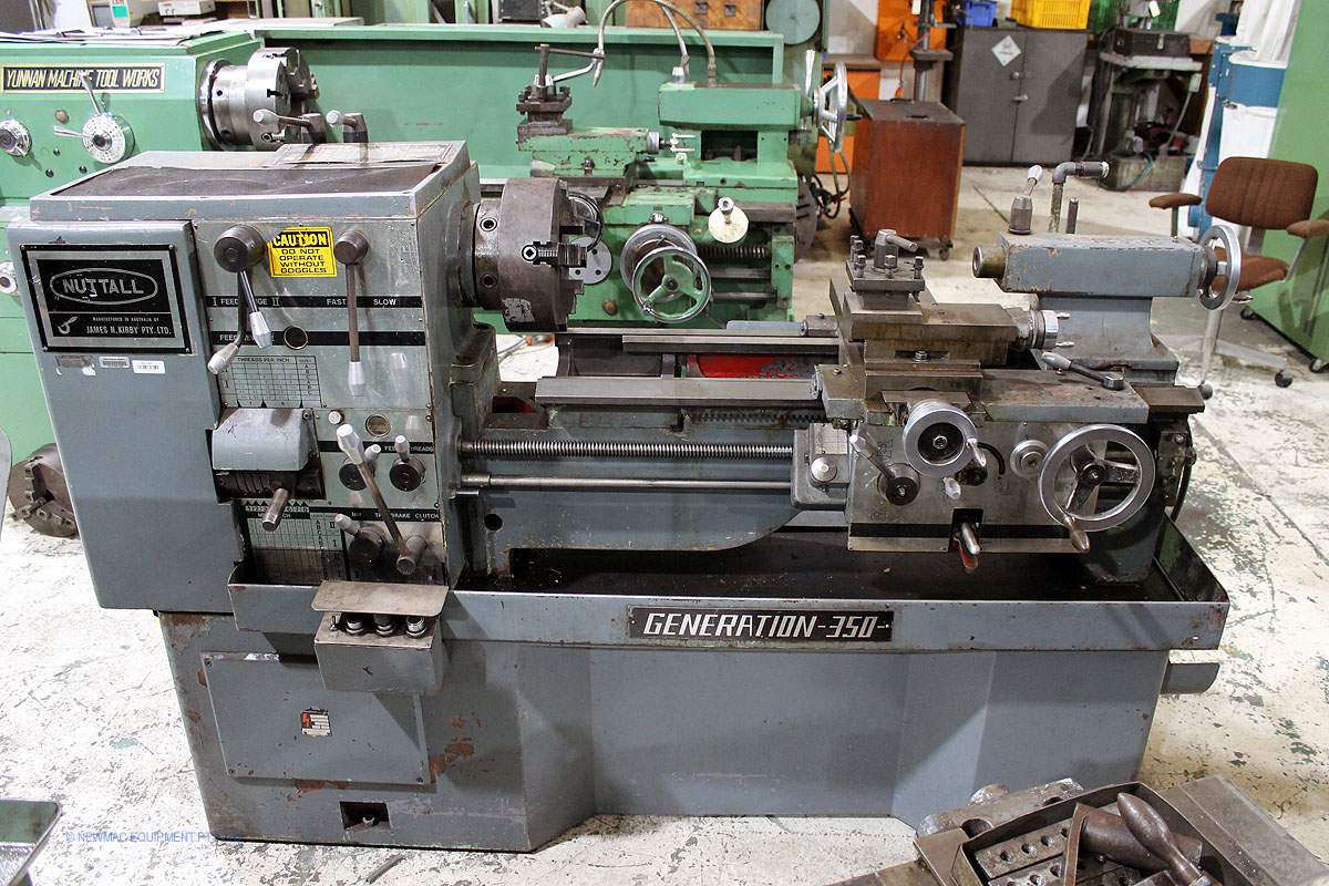 Centre or Geared Head Lathes – Used & New for Sale in Australia