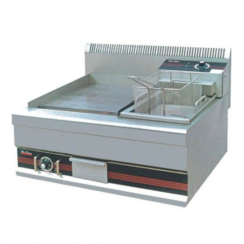 Fischer Fryer For Sale - GRILL / FRYER COMBO UNIT - $839*-1