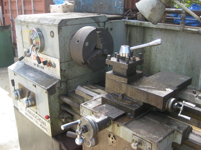Cougar precision lathe for 7 terrace place murarrie