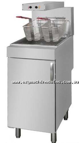 Fry Max Fryer Mate Two Basket Fry Warming Station VX15E
